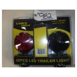 12 PC. LED TRAILER LIGHT KIT