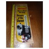 METAL THERMOMETER 17""