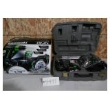 KAWASAKI 3 PC.19.2V CORDLESS TOOL KIT-NEW IN BOX