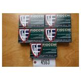 .308 WIN FIOCCHI AMMO-150 GRAIN FMJ BT-2890 FPS