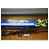 ".243 WIN MOSSBERG PATRIOT-BLUED/FLUTED 22""BARREL"