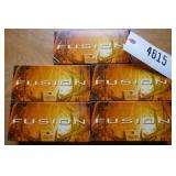.243 WIN FEDERAL FUSION AMMO-95 GRAIN-2980 FPS