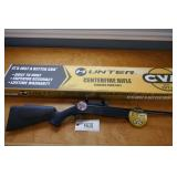 "7MM-08 CVA HUNTER-20""BLUED BARREL-SINGLE SHOT"