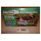 NEW LIQUI VAC OIL CHANGING SYSTEM-SM.ENGINE MODEL