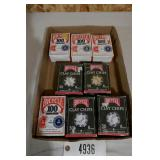 8-BOXES OF CLAY & PLASTIC POKER CHIPS-NEW
