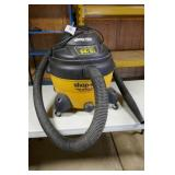 SHOP VAC WET/DRY UTILITY VACUUM-14 GALS. 5.5 HP