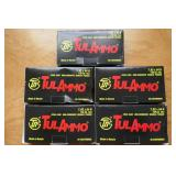 7.62X54R TULAMMO 148 GRAIN FMJ-STEEL CASE-
