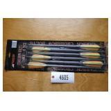 "SA SPORTS CROSSBOW BOLTS-16"" CARBON-NEW"