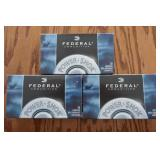 .270 WIN FEDERAL POWER SHOK AMMO-150 GRAIN-2830FPS