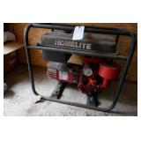 HOMELITE GENERATOR-8HP