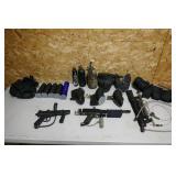 PAINTBALL KIT-AUTO COCKER GUN,BRASS EAGLE GUN,