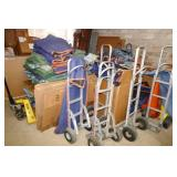 Complete contents of moving & storage business!