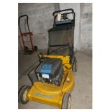 "CUB CADET 21"" PROPELLED PUSH MOWER"