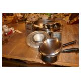 MISC. POTS AND PANS