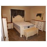5 PC Modern Bedroom Set