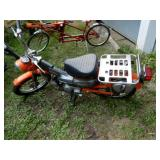 "1971 Honda ""Trail 90"" Moped - Runs & Drives"