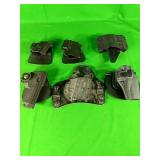 6 Hard Case Holsters