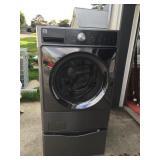 Kenmore Elite Washer Model 41583 (Gray)