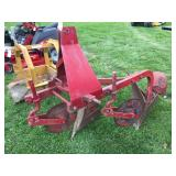 2 Bottom Plow, 3 Pt.- Red