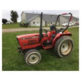 International 254 Tractor- 2029 Hrs., 3 pt.,
