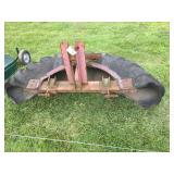 3 Pt. Tire Scraper