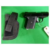 .380 Auto Davis Ind.  P-380 Pistol w/Holster, Used