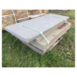 "Pallet- 2"" Thick Stone Pattern Slabs -"