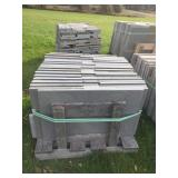 Pallet-Blue Stone Thermaled Mixed- 180 Sq. Ft.