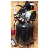 10 Gallon Air Compressor on Wheels