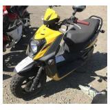 2014 Yamaha Motor Corp. Motorcycle