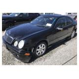 2001 Mercedes-Benz CLK320
