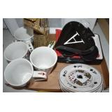 DECK OF CARDS DISHES