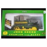 JOHN DEERE 430 CRAWLER