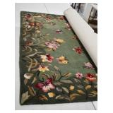 VICTORIAN STYLE RUG