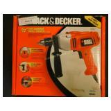 """Black & Decker 1/2"""" VSR Hammer Drill"""