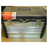 "Stack-on 22"" 3 Drawer Steel Tool Box"