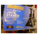 Pro Series 6 Ton Jack Stands