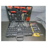 Durability Tool Set in Case