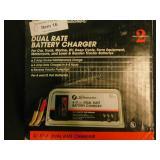 Schumacher 6/2 Amp Battery Charger