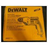 Dewalt 7 amp Corded Drill
