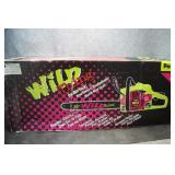 "Poulin ""Wild Thing"" 18"" Chain Saw"