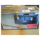 "Craftsman 20"" Steel Tool Box"
