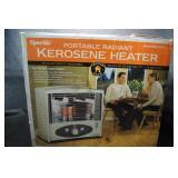 Dynaglow Radiant Kerosene Heater
