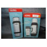 3 New Thermos Bottles