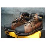 Caterpillar Steel Toe Boots Sz 14