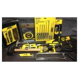 Great Lot of New Stanley Tools