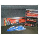 Power Inverter & Lug Wrench