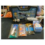 Towing Security Kit & More