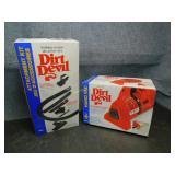 Dirt Devil Hand-Vac & Attachment Kit