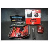 Tool Storage Bags & Assorted Tools